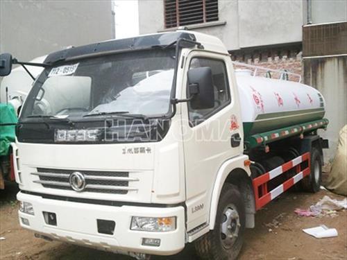 Xe phun nước rửa đường 2016 DONGFENG DFL1160BX