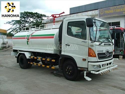 Xe phun nước rửa đường HINO 500 FG8JJSB 2018