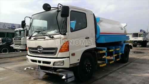 Xe phun nước rửa đường HINO FG8JJSB