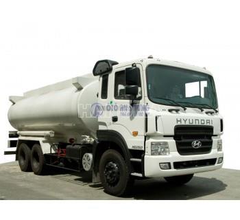 Xe phun nước rửa đường HYUNDAI HD260 BỒN 18M3