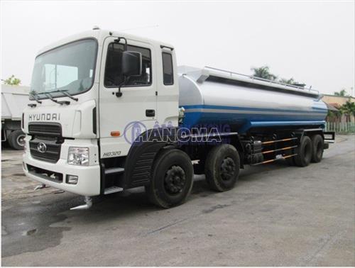 Xe phun nước rửa đường HYUNDAI HD320-18M3 2018