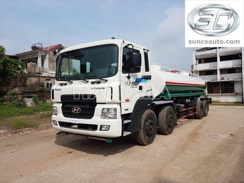 Xe phun nước rửa đường HYUNDAI HD320/SC-PN 17 khối