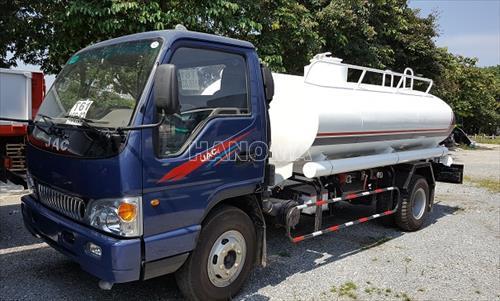 Xe phun nước rửa đường JAC HFC 1061K3 7m3