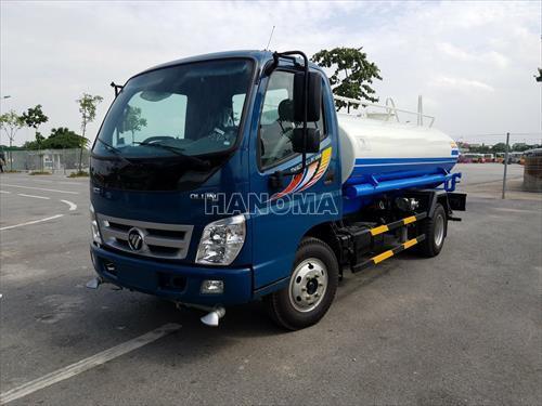 Xe phun nước rửa đường THACO OLLIN 700C 2018 8 Khối - Thanh Lý - Trả Góp 90%