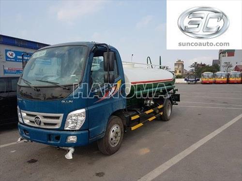 Xe phun nước rửa đường THACO OLLIN500B