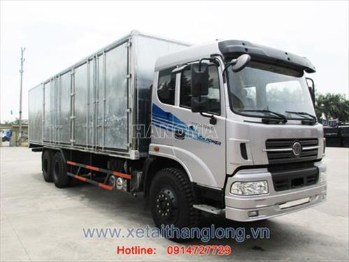 Xe tải DONGFENG DFM EQ9TE6X4/KM-TK
