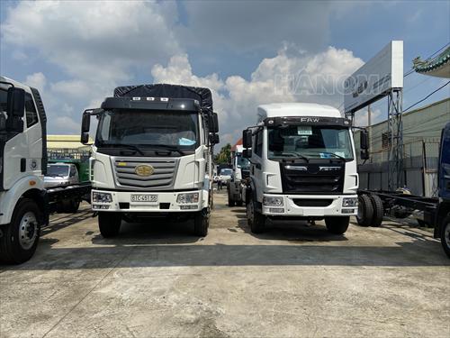 Xe tải 2020 FAW 7 TẤN
