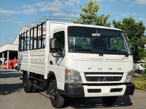 Xe tải FUSO CANTER 4.99 2,1 Tấn
