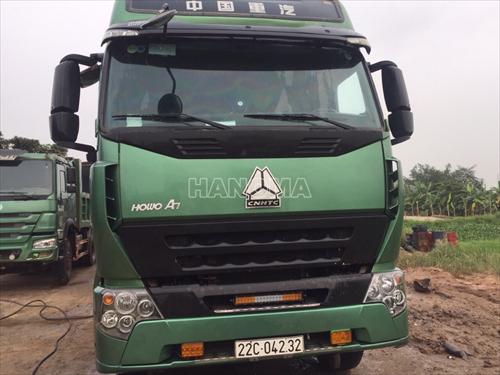 Xe tải HOWO 371 A7