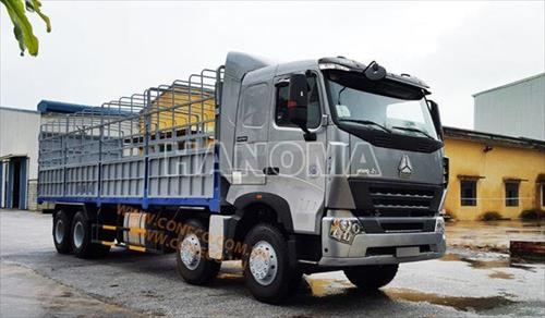 Xe tải HOWO TMT /WD615.96E - MB