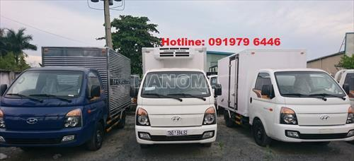 Xe tải 2019 HYUNDAI H150 1T5 THÙNG ĐÔNG LẠNH h150