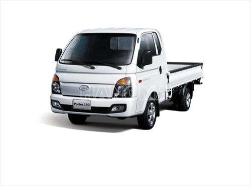 Xe tải 2018 HYUNDAI PORTER H150 1,5 Tấn Thùng Lửng