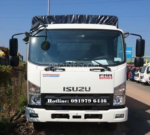 Xe tải 2020 ISUZU FRR90NE4