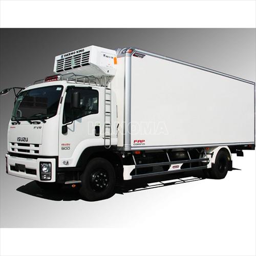 Xe tải ISUZU FRR90N 6,2 Tấn Thùng Đông Lạnh