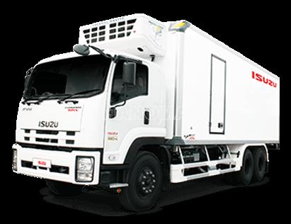 Xe tải ISUZU FVM34WE4 15,3 Tấn Thùng Đông Lạnh