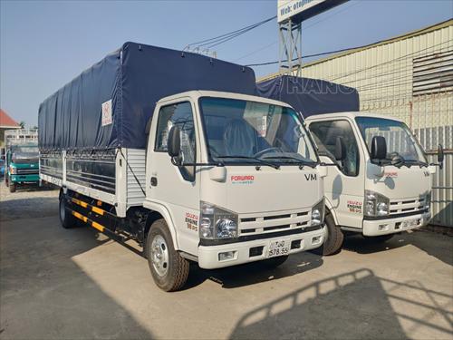 Xe tải ISUZU QKR55H 1T9 Thùng Bạt