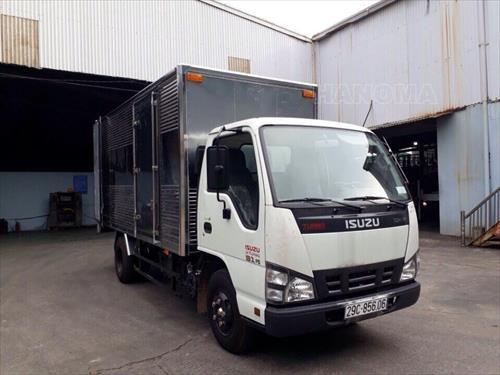 Xe tải ISUZU QKR77HE4 Thùng kín 2T4