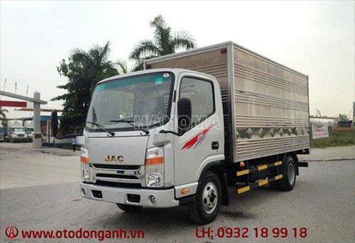 Xe tải JAC HFC1042K1 1T99 Thùng mui bạt