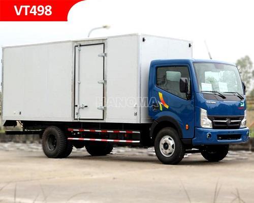 Xe tải VEAM VT498 THÙNG KÍN 4T99