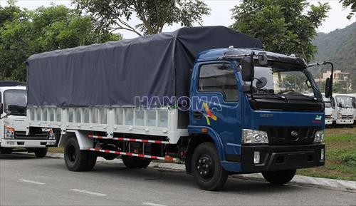 Xe tải VEAM VT500 THÙNG BẠT 4T99