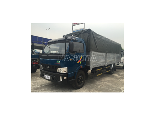 Xe tải VEAM VT650 THÙNG BẠT 6T5