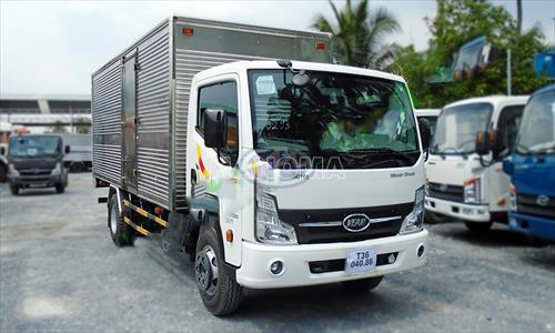 Xe tải VEAM VT651 THÙNG KÍN 6T5