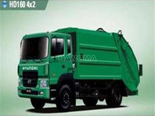 Xe thu gom rác HYUNDAI HD160 4X2 2014
