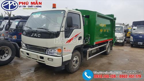 Xe thu gom rác JAC HFC1061K3