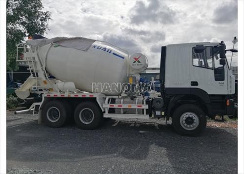 Xe trộn bê tông 2019 HONGYUAN CQ5255GJBHTG384 7m3