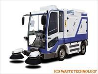 Xe quét đường ICD MN-S2000 Quét rác