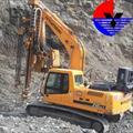 Máy khoan đá HYUNDAI EX-DRILL Khoan sâu 21m