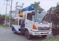 Xe cứu hộ HINO FC9JESW Cần Cẩu Tadano