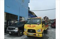 Xe cứu hộ giao thông Hyundai